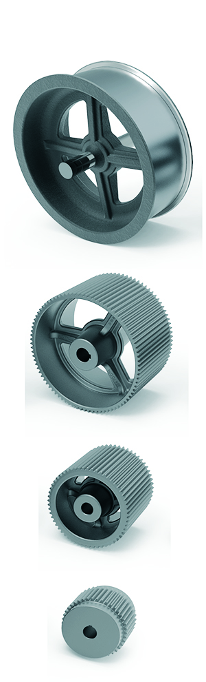Precision Machined Sprockets